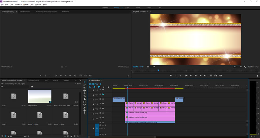 Adobe Premiere Pro for Windows, Mac, and Linux