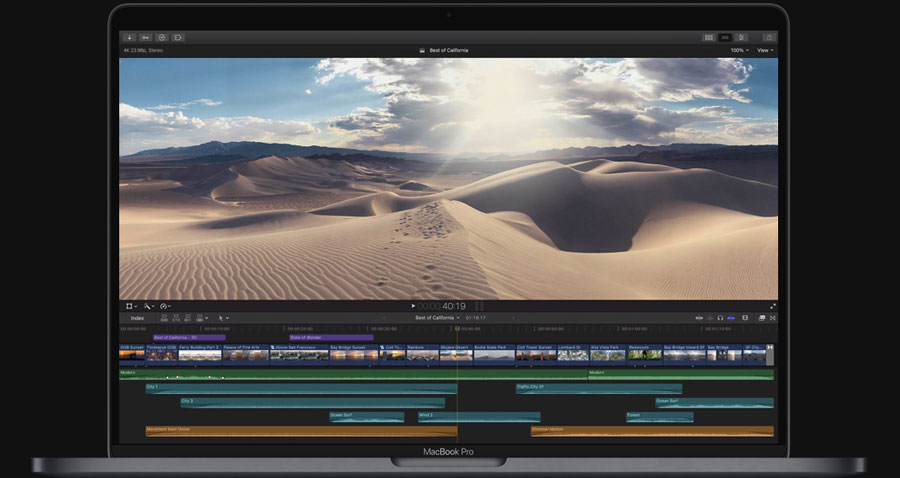 Final Cut Pro X for macOS