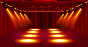 Concert Light Animated Background | Stage Lights Background Video Free Download