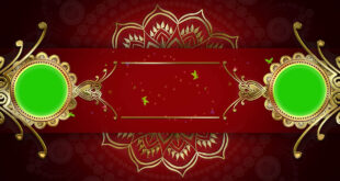 Best Hindu Wedding invitation Green Screen Video | Save The Date for the Wedding Invitaion