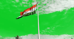 Free Indian Flag Animation Green Screen Video No Copyright Footage