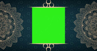 Free Wedding Invitation Green Screen Open and Close effect