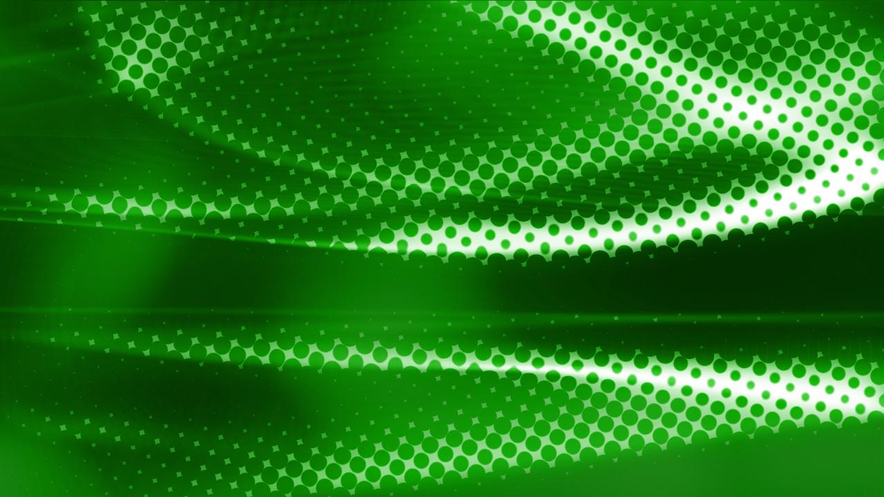 Cool Green Abstract Wallpaper