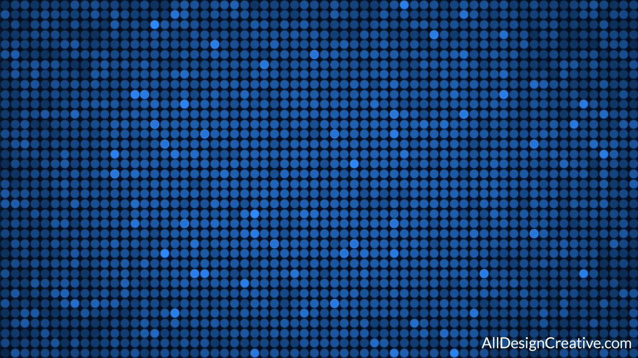 Dot Blue Wallpaper