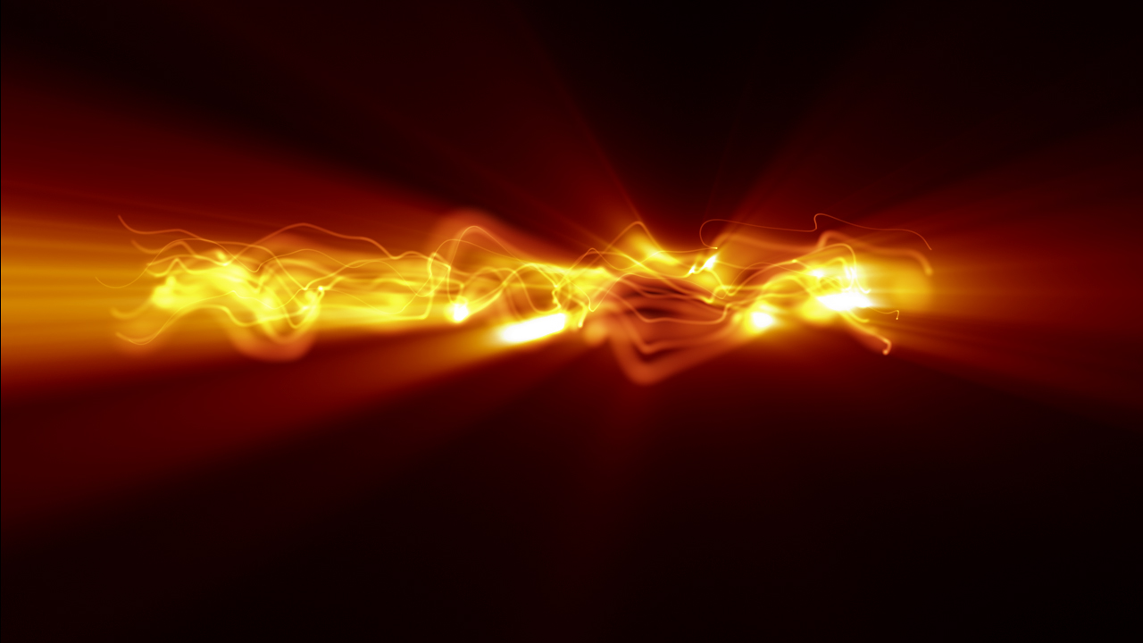 Fire Flame Abstract Wallpaper