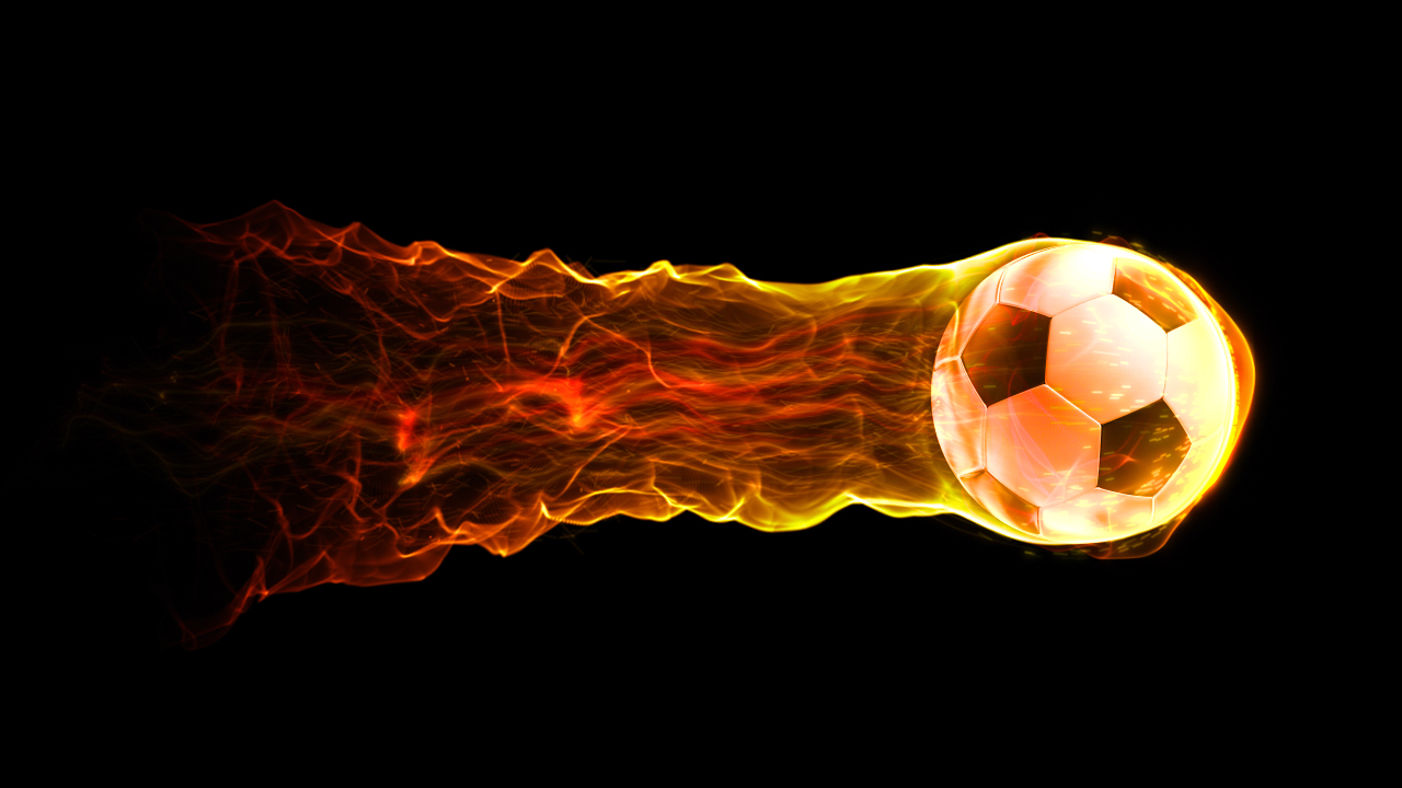 Fireball Background All Design Creative