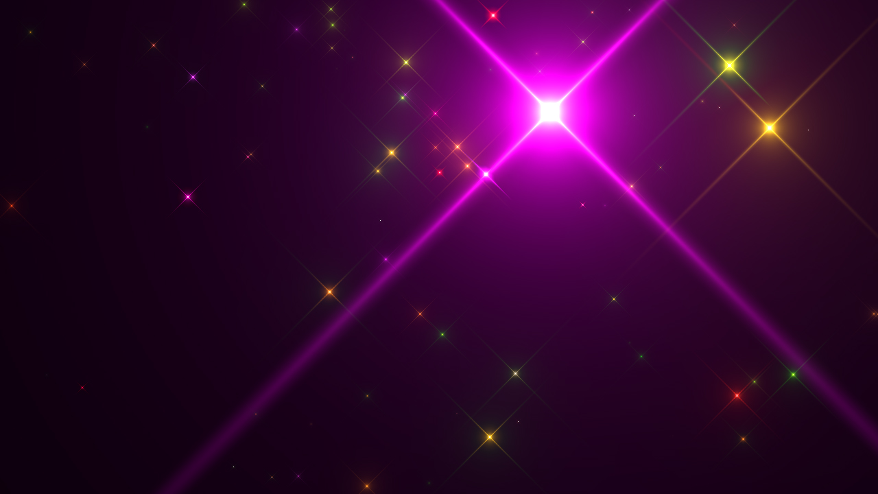 Star Glazing Abstract Wallpaper